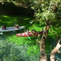 Canoe lisle
