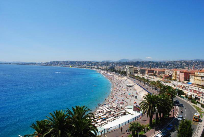 French immersion in French Riviera