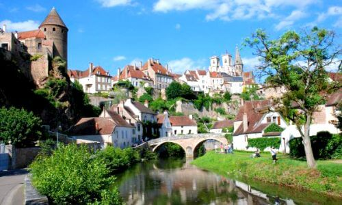 French immersion in Burgundy