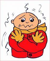 Février, le mot du mois: froid