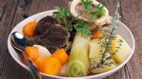 Un plat traditionnel pour les grands froids: le pot-au-feu!