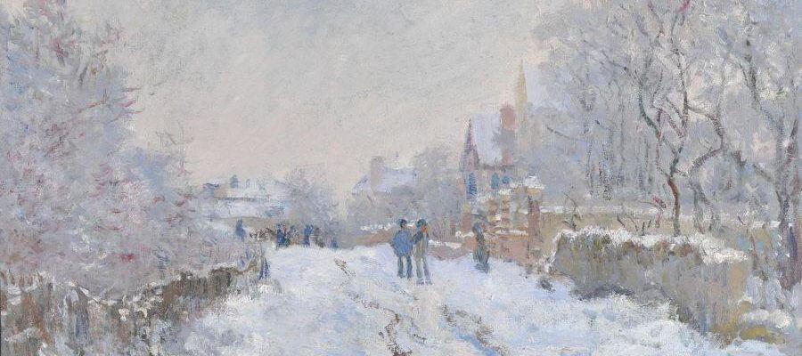 Les peintres et le grand froid