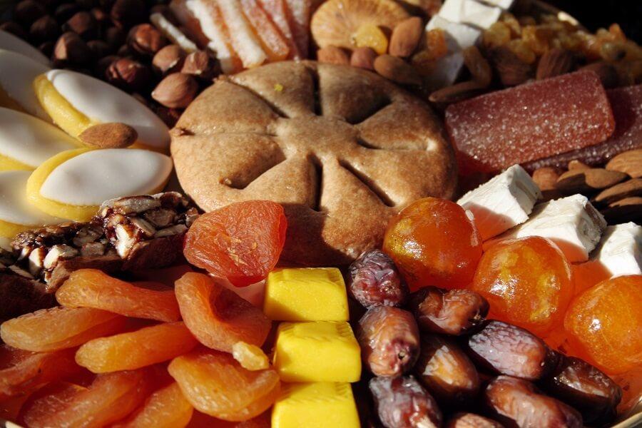 French Christmas Food