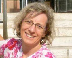 Teacher Anne Elisabeth