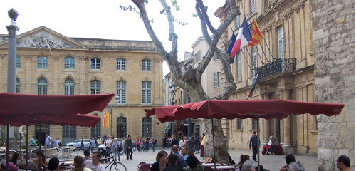 French Immersion in Aix en Provence