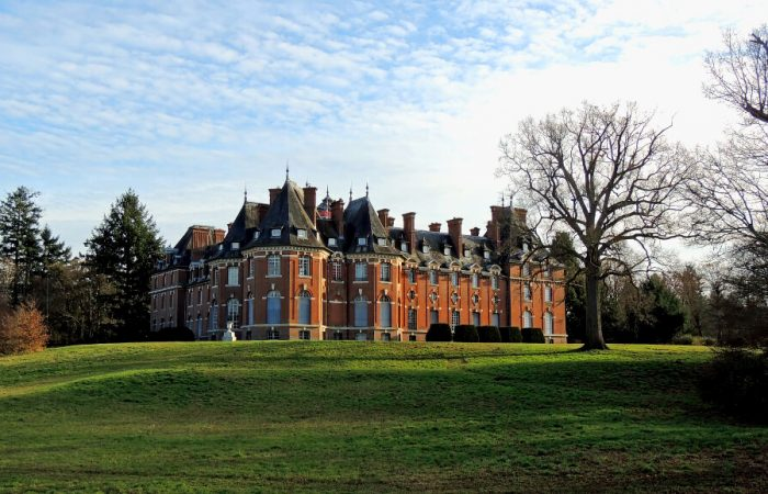 Learn French in a castle: Chateau de Rivaulde in Val de Loire