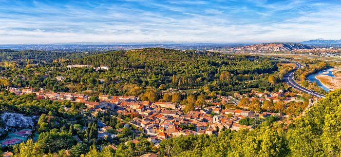 Stays in Provence - The trip of Ardrik et Taissija