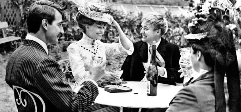 Jules et Jim (Jules and Jim) – 1962