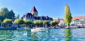 French Immersion in Lausanne, Switzerland