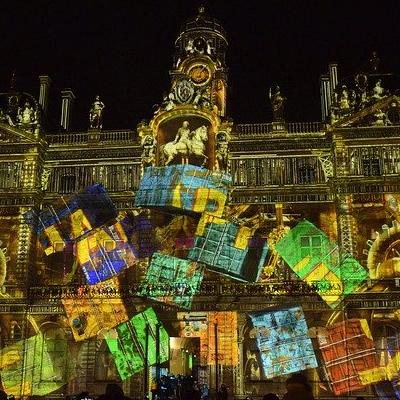 Day of celebration in Lyon