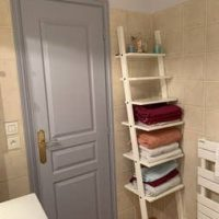 Gérard accommodation, shower private room bathroom