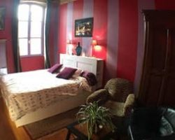 Gérard accommodation, private double room