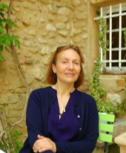 Laura Parsegian portrait
