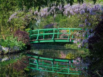 Giverny jardins