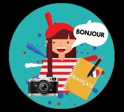 Enjoy a language holiday