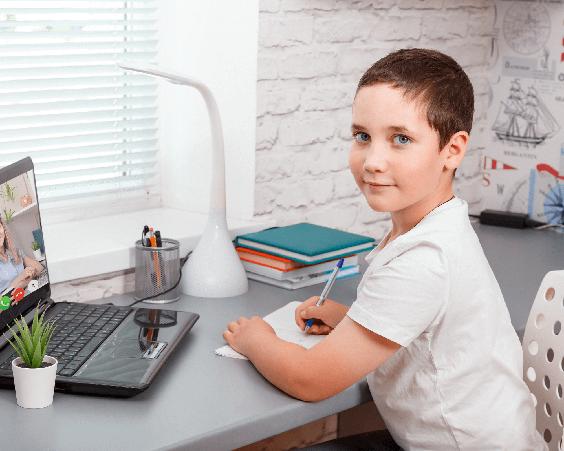 Learn French online Children