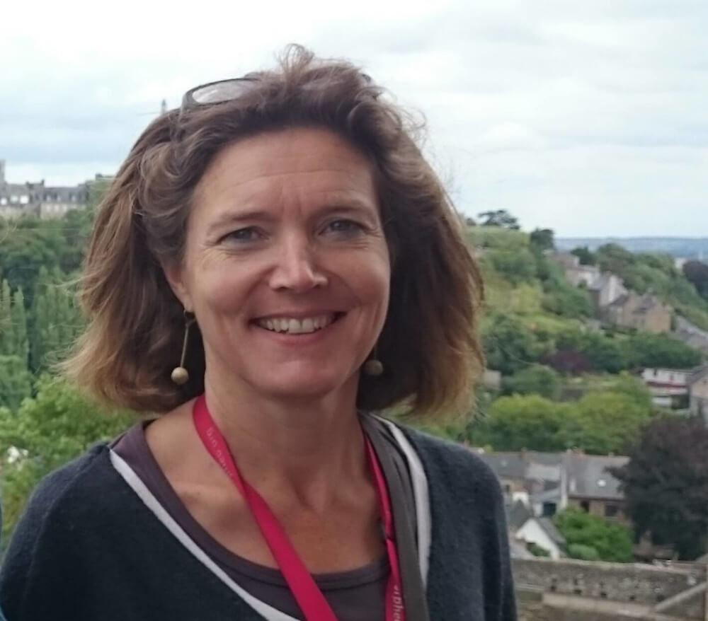Rennes, Brittany – Teacher Mathilde
