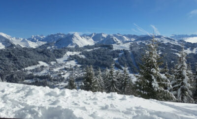 Learning French with ski in the Alps